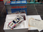 Taiyo made in japan Radio Controlled Porsche 935 Turbo 78' Martini 1:24 @SOLD@